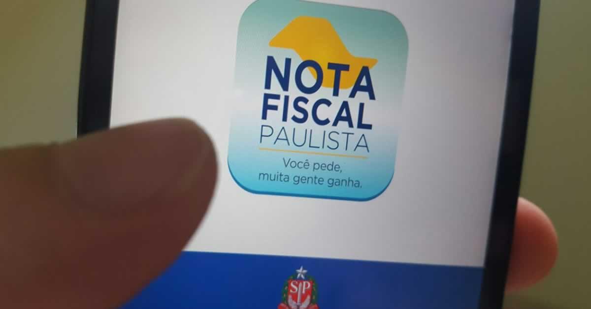 Nota Fiscal Paulista libera R$ 23 milhões em créditos