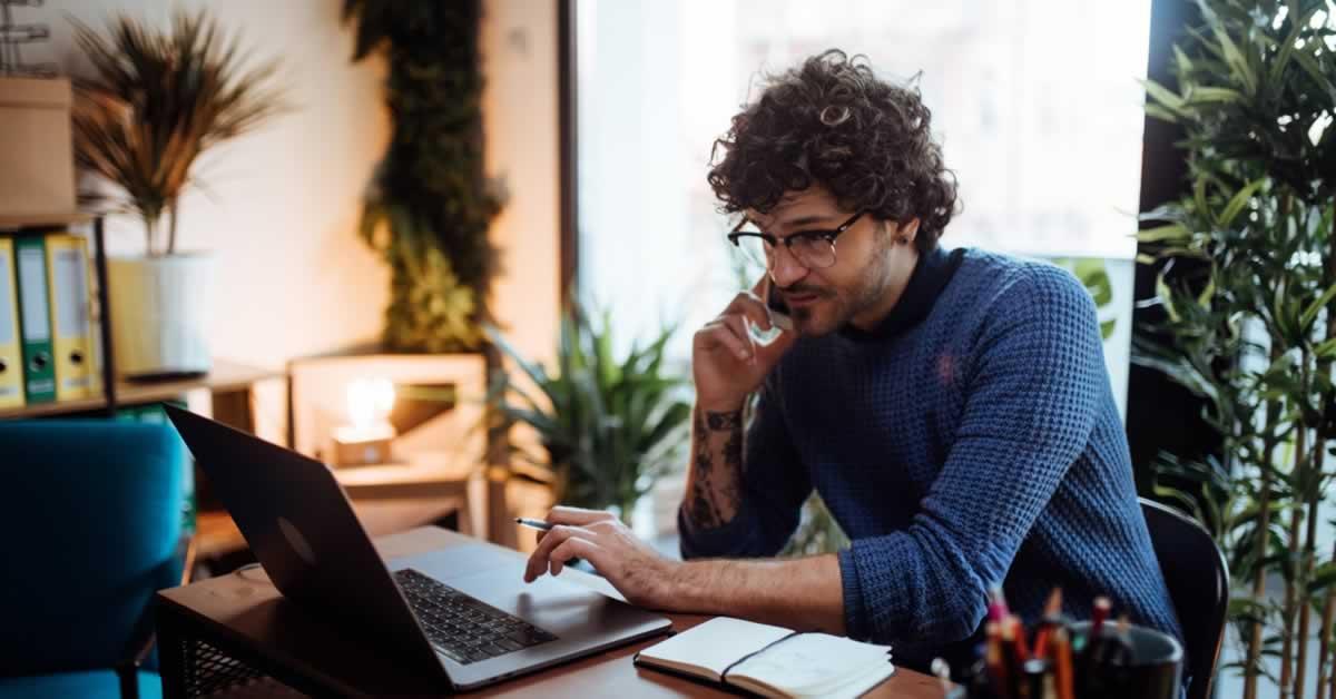 91% dos profissionais preferem modelo de trabalho híbrido