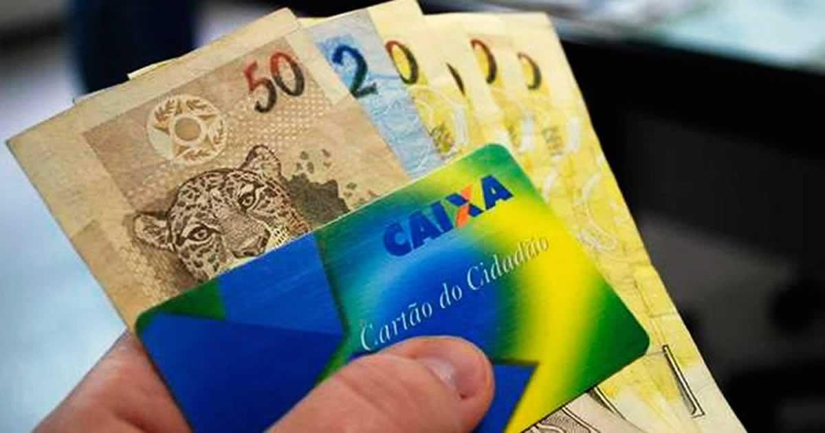 FGTS: Caixa paga R$ 500 para correntistas nascidos até dezembro