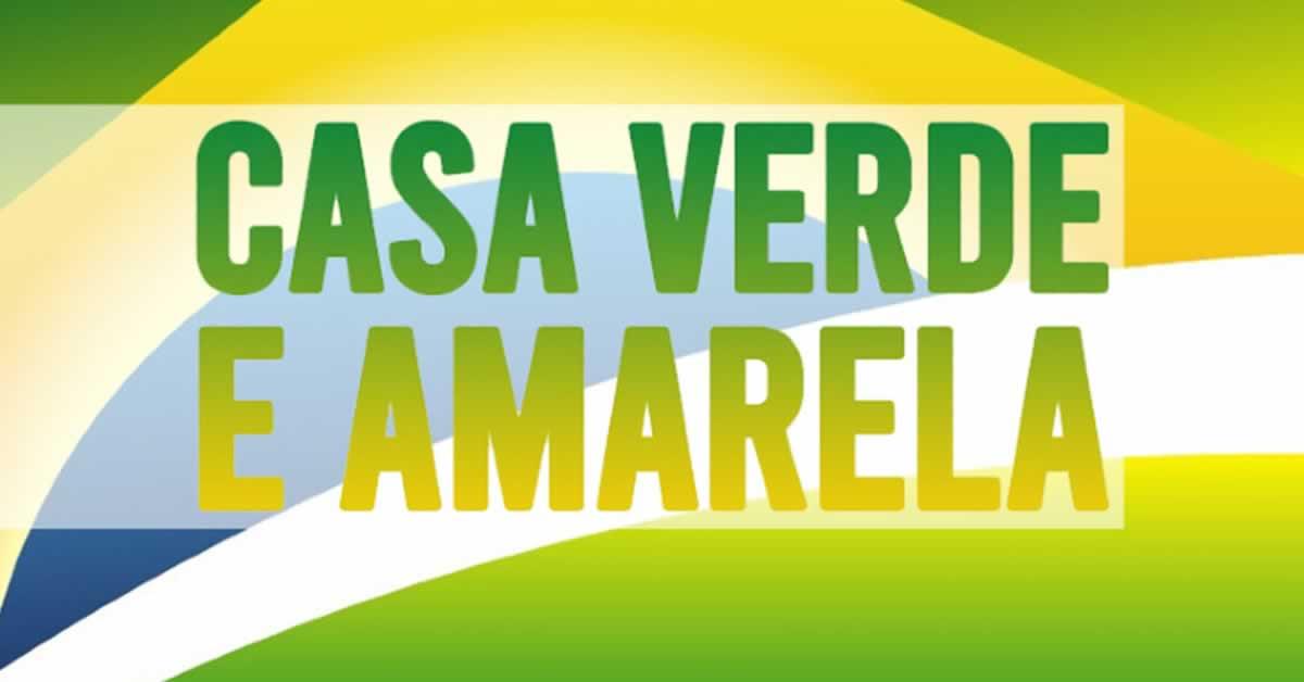 Publicadas regras do programa Casa Verde e Amarela; Veja
