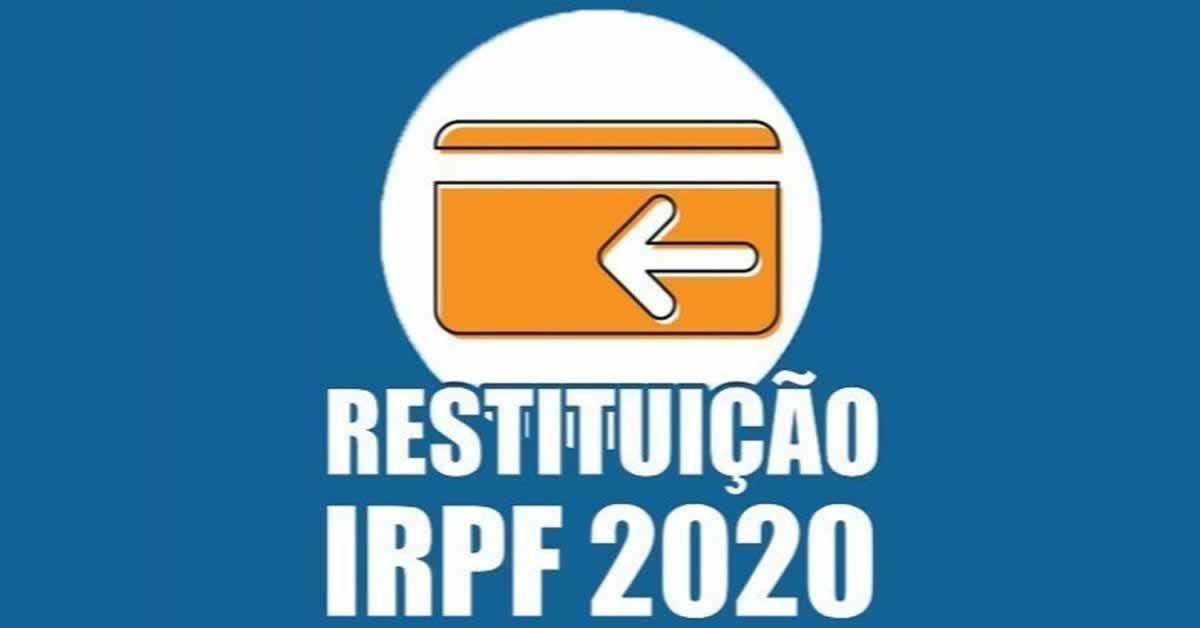 IR 2020: Receita paga hoje o 3º lote de restituição