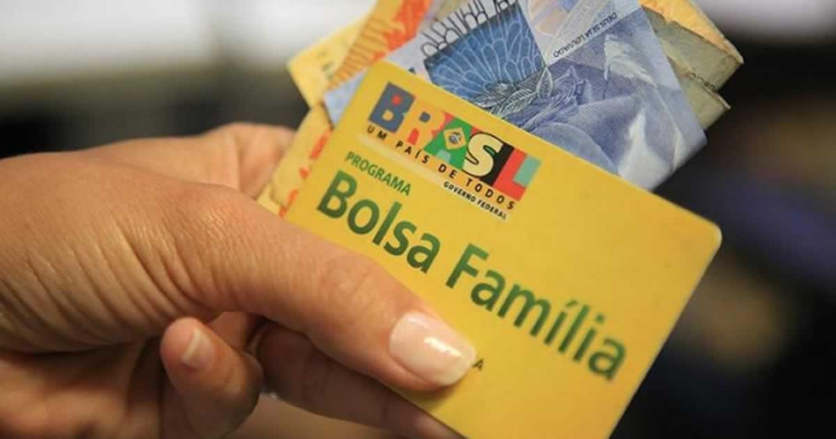 Beneficiários do bolsa família passam a receber 13º salário