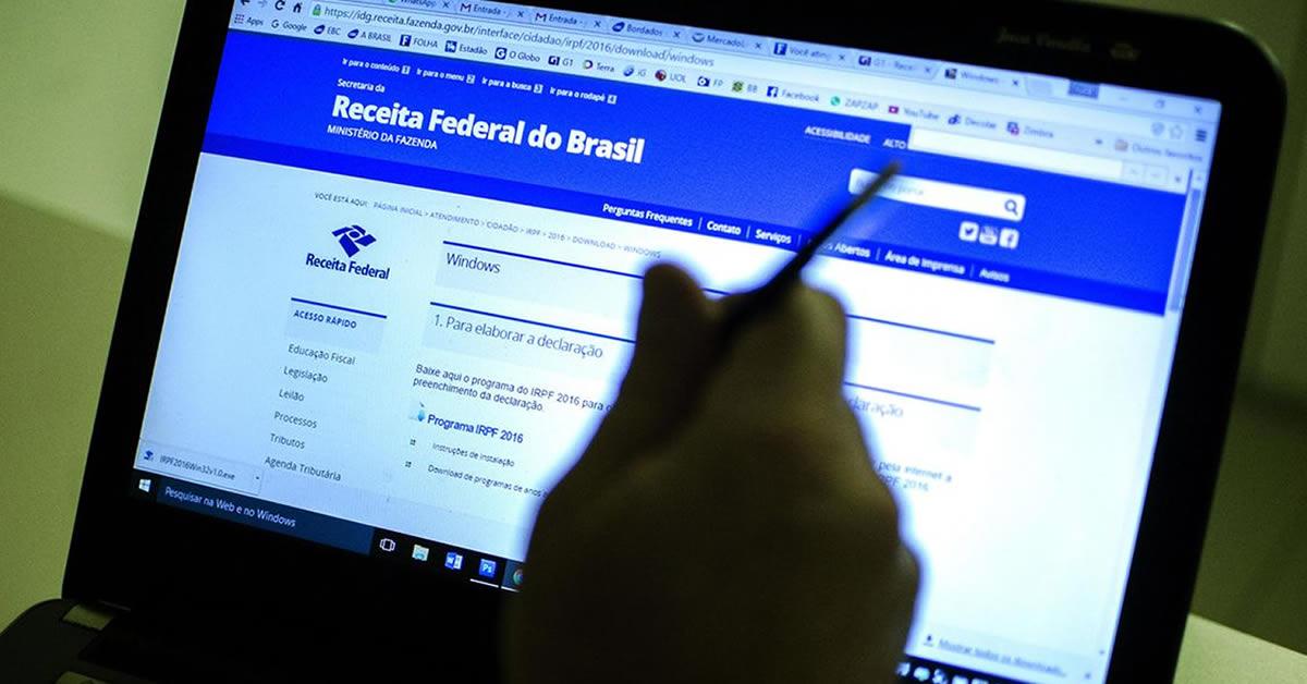 Mais de 8,1 milhões de declarações do IRPF 2020 já foram coletadas pela Receita Federal