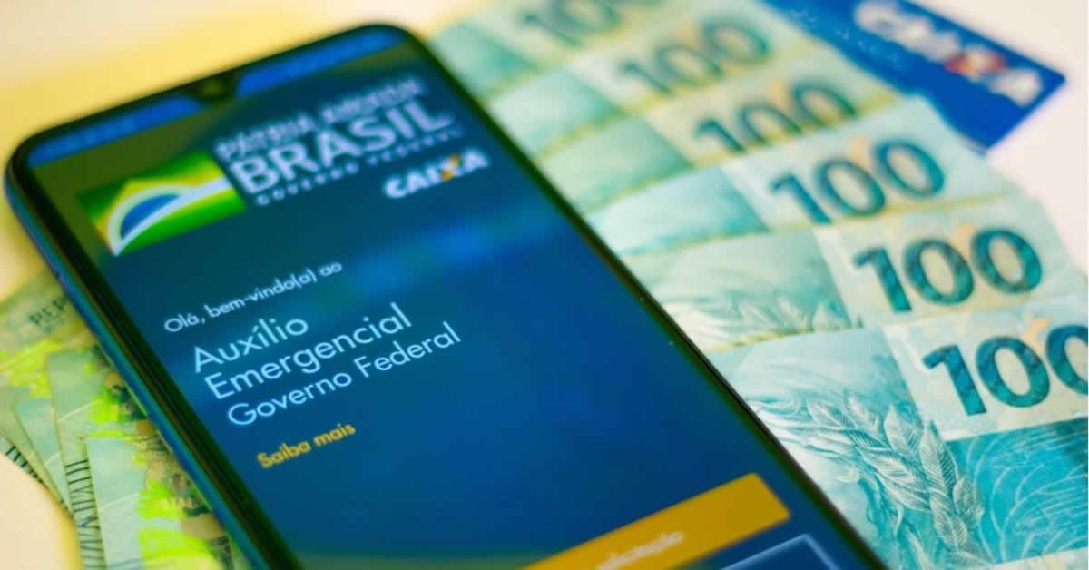 Auxílio Emergencial 2021: Caixa paga 1ª parcela para os nascidos em abril