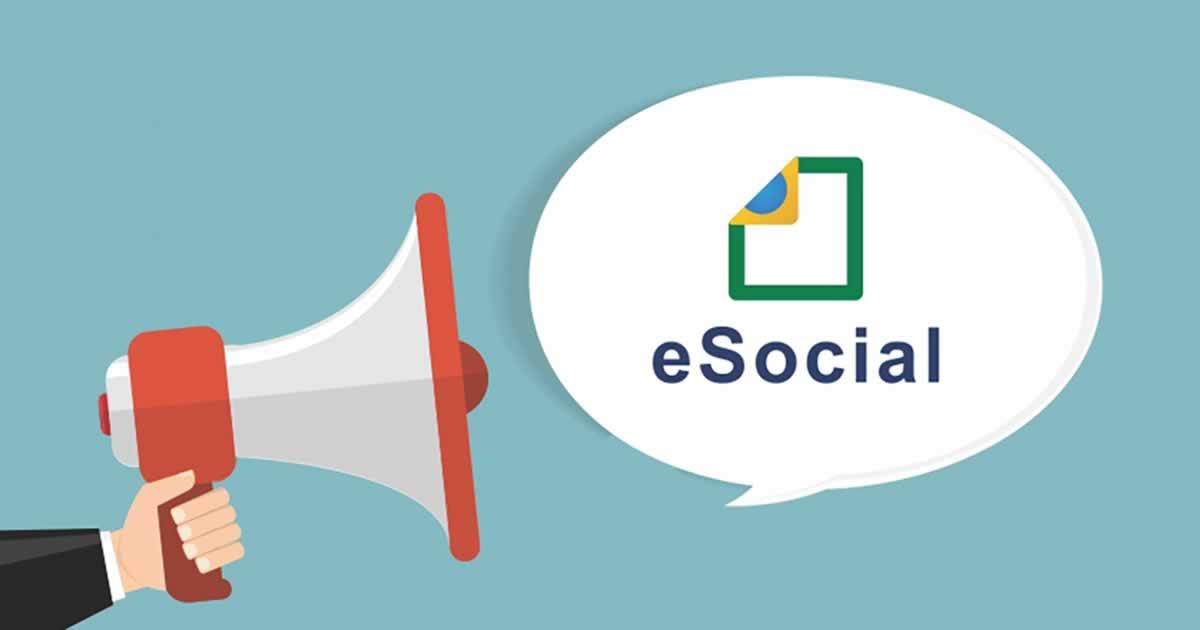 eSocial prorroga prazo para envio de eventos obrigatórios
