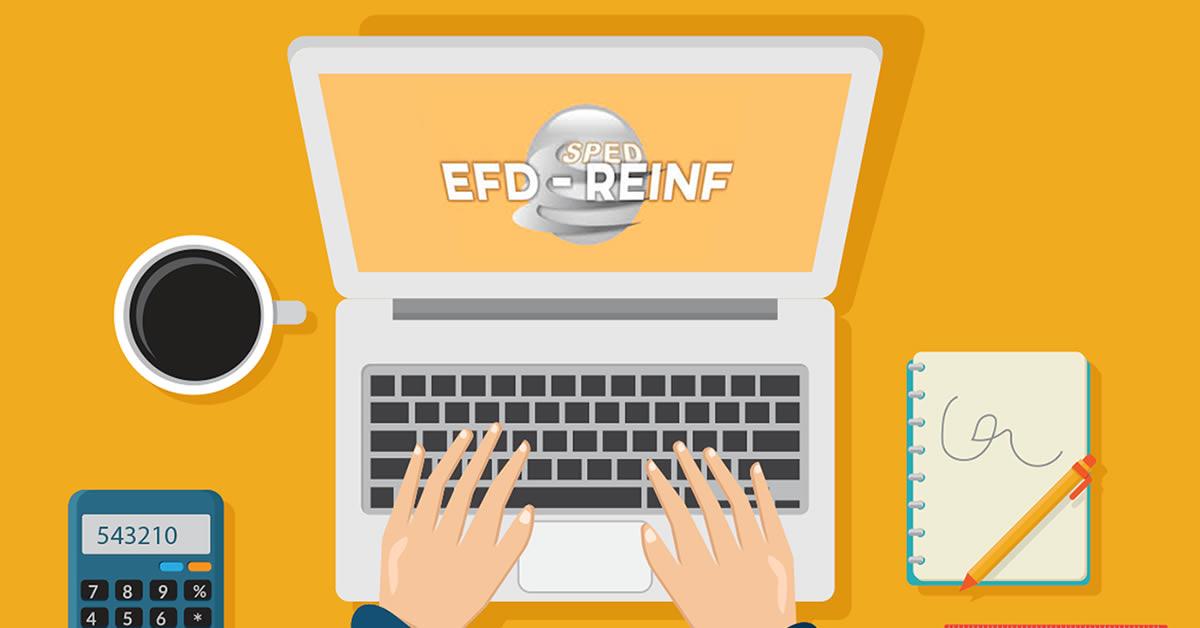 Receita publica previsão do início da EFD REINF 2.0