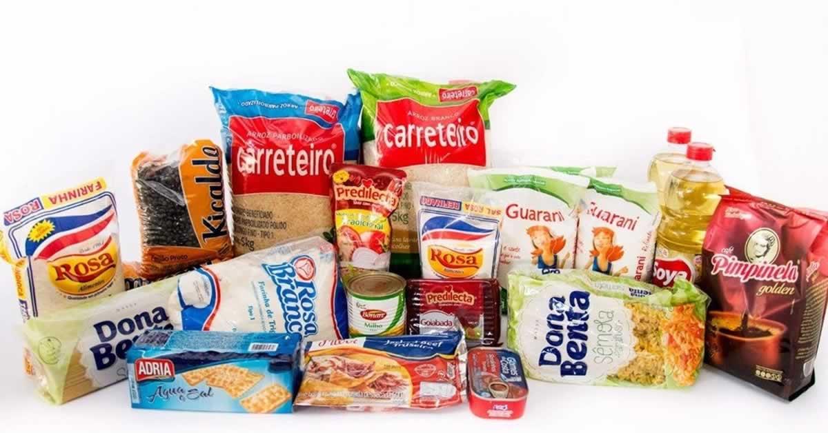 Projeto concede isenção fiscal para cesta básica até dezembro
