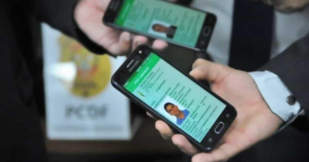 Polícia Civil-SP lança aplicativo para versão digital do RG