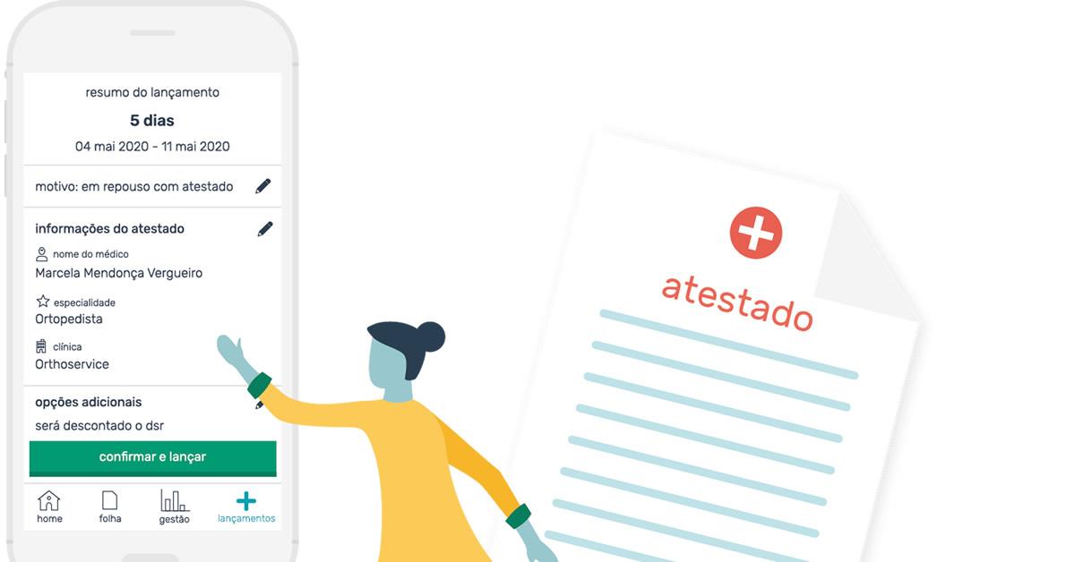 Atestado Web: App já está disponível para envio de atestados de servidores públicos