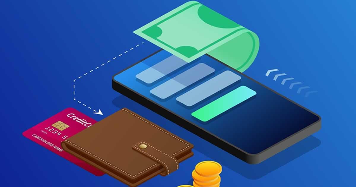 Carteiras digitais devem representar 28% do mercado de pagamentos em 2022