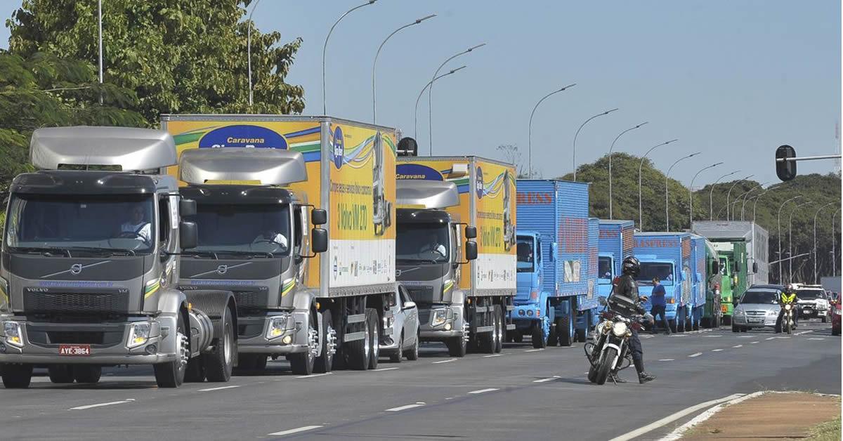MEI Caminhoneiro: Governo vai lançar programa que permitirá receita anual de até R$ 300 mil