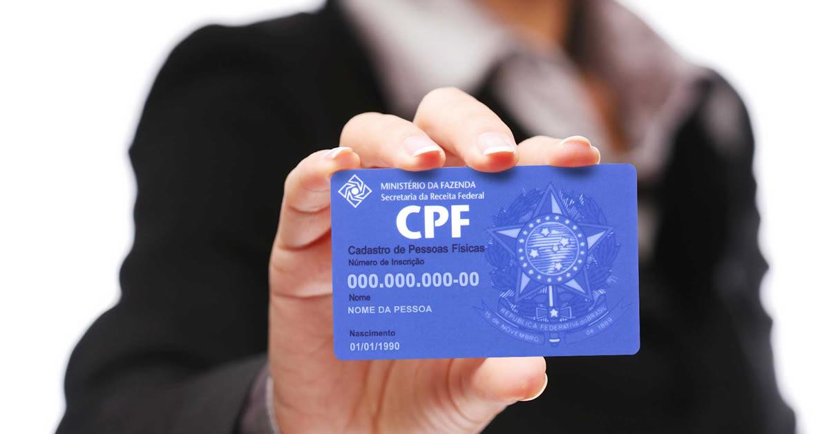 Cartórios do Brasil passam a regularizar CPF