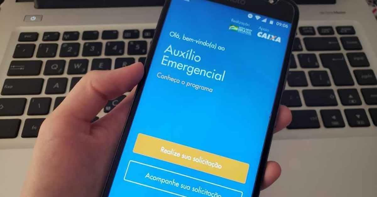 Beneficiários do auxílio emergencial reclamam de status do pedido estar em processamento