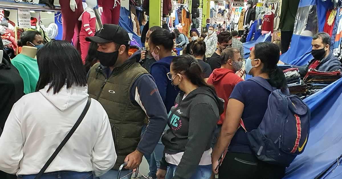 SP: Cidadão multado sem máscara poderá ter nome na Dívida Ativa