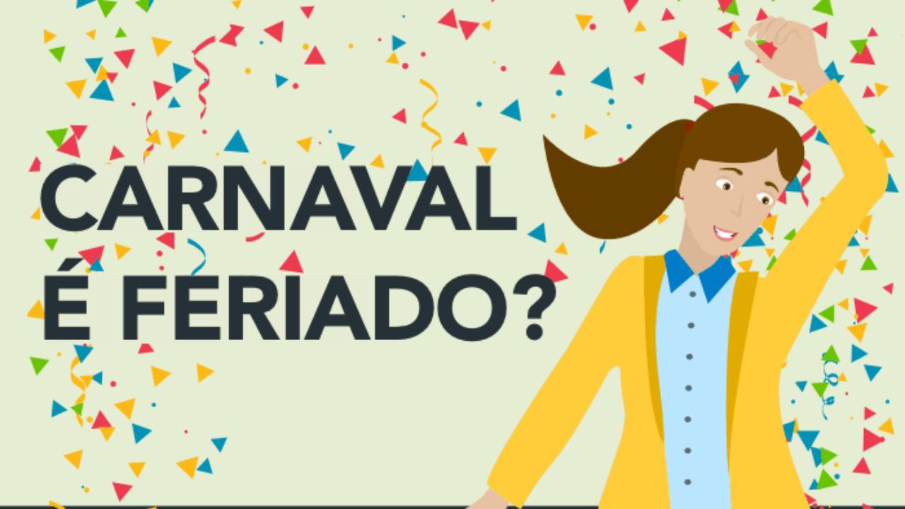 Carnaval é feriado? Entenda os direitos dos trabalhadores