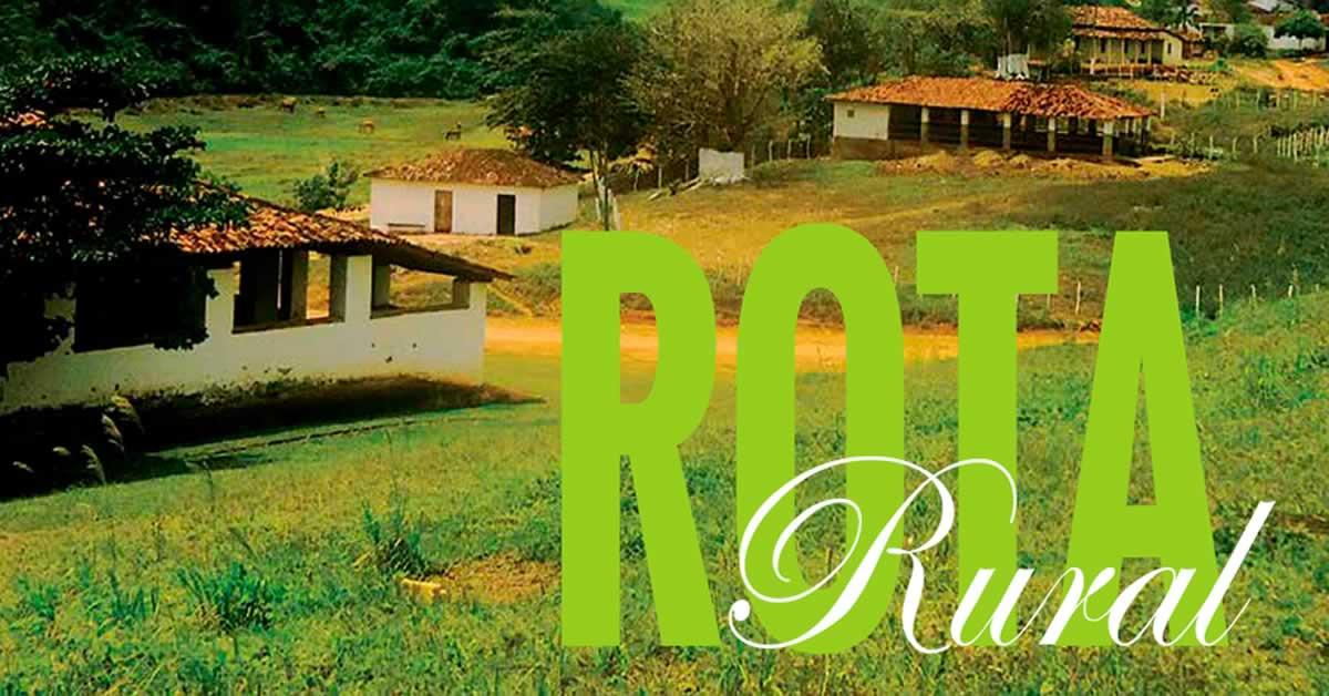 Rotas Rurais: Programa passa a mapear propriedades e estradas rurais