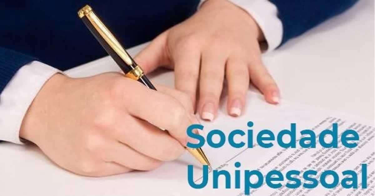 Sociedade Unipessoal: conheça modelo de contrato
