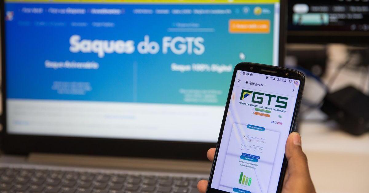 Liberado saque do FGTS até o final do ano, veja quem recebe