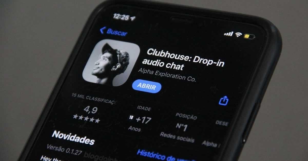 Clubhouse: dados de mais de 1 milhão de usuários podem ter sido vazados