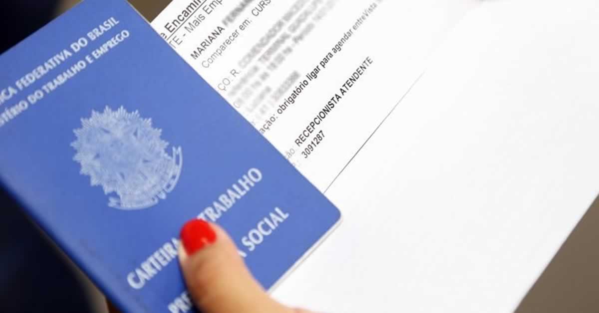 Brasil pode oferecer sistema de proteção contra o desemprego